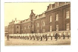 Verviers Caserne Du 1er Bataillon Du 1er Régiment De Ligne Compagnie à L'exercice - Verviers