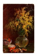 MK434 - ZOO Ed. MAGA , Cartolina  Viaggiata  . Difetti - Pittura & Quadri