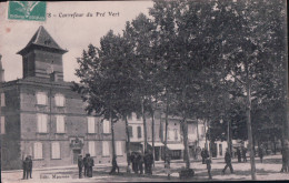 RABASTENS Carrefour Du Pré Vert (1911) - Rabastens
