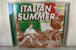 "2 CDs ""Italian Summer"" Die Superhits Aus Italien - Hit-Compilations"