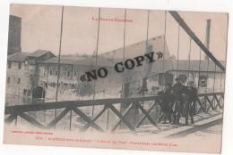 MAZERES-SUR-LE-SALAT - ( Haute Garonne ) - L'usine Du Pont - Papeterie LACROIX Fils ) - France