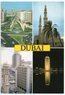 UNITED ARAB EMIRATES - DUBAI VIEWS / MOSQUE / CIRCULATED FROM THAILANDIA - Emirati Arabi Uniti