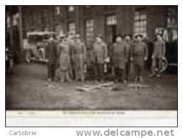 62-BRUAY-Mr.POINCARE Aux Puits Des Mines De BRUAY - France