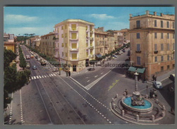 A446 GENZANO DI ROMA PIAZZA IV NOVEMBRE E CORSO GRAMSCIFESTA - Italie