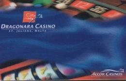 Dragonara Casino St. Julians, Malte : Accor Casinos - Casino Cards