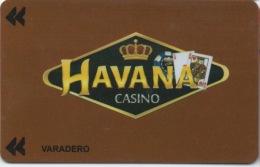 Havana Casino : Mexique ? - Casino Cards