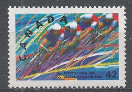 Canada 1992. Scott #1417 (MNH) Summer Olympic's Barcelona, Cycling - Neufs