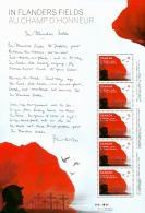 SC2835 IN FLANDERS FIELDS (MAY 3, 2015) SPECIAL PANE
