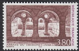 FRANCE Francia Frankreich - 1996 , Yvert 3020 - Abbaye Du Thoronet ,3,80 F, Neuf, Parfait - Frankreich