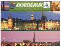 (ORL 5791) France - Bordeaux France 98 Football - Calcio