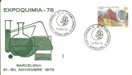 POSTMARKET 1978 ESPAÑA - Atomo
