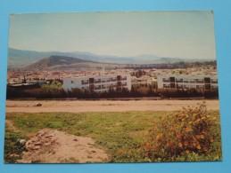 BERKANE Vue Générale ( 61.002 ) Anno 19?? ( Zie Foto Voor Details ) !! - Maroc