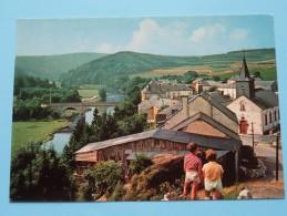 DOHAN Sur Semois - Panorama / Anno 19?? ( Zie Foto Voor Details ) !! - Bouillon