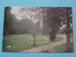 """Centre """" Les RIEZES Et Les SARTS """" Le Parc / Anno 19?? ( Zie Foto Voor Details ) !! - Cul-des-Sarts"""