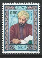 "Algerie YT 791 "" Hommage à Ibn Khaldoun "" 1983 Neuf** - Algerien (1962-...)"