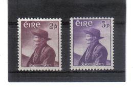 SAR336  IRLAND  1957   Michl  130/31  ** Postfrisch  Siehe ABBILDUNG - 1949-... Republik Irland
