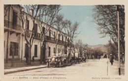 CPA - Batna - Hôtel D'Orient Et D'Angleterre - Batna