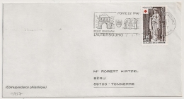 LAUTERBOURG Bas Rhin Sur Enveloppe. 1977. - Postmark Collection (Covers)