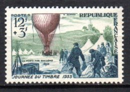 France   N° 1018  Neuf  XX  MNH , Cote :   6,00 €  Au Quart De Cote - France