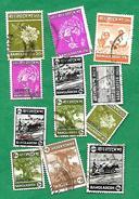 1716 - BANGLADESCH  --  Lot De Timbres  -  Oblitérés - Bangladesh
