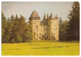 Noiretable (42) Chateau De La Croix De Guirande - Noiretable