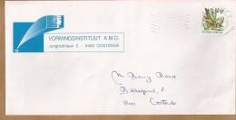 BRIEF LETTRE Buzin 2190 OOSTENDE Voor Studie/pour étude - Belgium