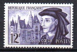 France   N° 1034  Neuf  XX  MNH , Cote :   2,80 €  Au Quart De Cote - France
