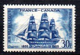 France   N° 1035  Neuf  XX  MNH , Cote :   6,00 €  Au Quart De Cote - France