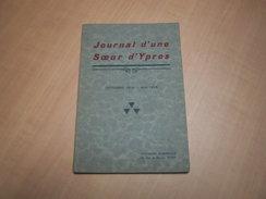 Ieper-Yper/ Ypres, JOURNAL D'UNE SOEUR D'YPRES - Livres, BD, Revues