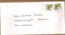 BRIEF LETTRE Buzin 2190 Paar Paire OOSTENDE 1 2de Afdeling Voor Studie/pour étude - Belgium