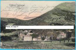 TRSTENO - CANNOSA Near Dubrovnik ( Croatia ) Travelled * 1907. - Naklada Stijepo Miljas Gostionicar. ´´ Anitta ´´ Viden. - Croatia