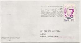 NIEDERBRONN LES BAINS Bas Rhin Sur ENVELOPPE. 1978. - Postmark Collection (Covers)