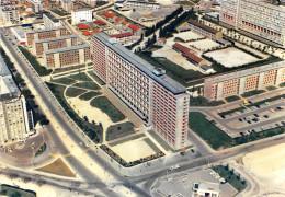 21-DIJON- VUE AERIENNE- QUARTIER DES GRESILLES, AU PREMIER PLAN, LA CITE BILLARDON - Dijon
