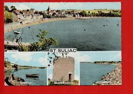 35 Saint SULIAC : - Saint-Suliac