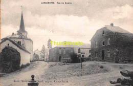 CPA LAVACHERIE  RUE DU CENTRE - Sainte-Ode