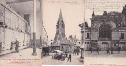 FRANCE -- 100 Cpa -- Lot 1971 - Cartes Postales