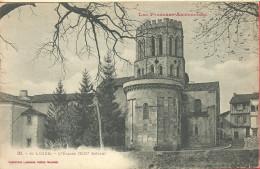 09 - Ariège - Saint Lizier - L'église - France