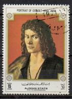 Ajman 1972 -  Albrecht Durer Pittori Europei European Painters - Ajman