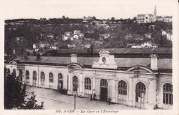AGEN -- La Gare Et L'Ermitage + Petite Animation - Agen