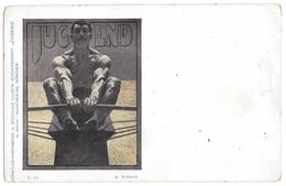 "M. Weinhold -  "" Vogatore"" Serie Jugend - 1° Periodo 1898 - Ediz. G. Hirt  - Monaco Di Baviera - Illustratori & Fotografie"