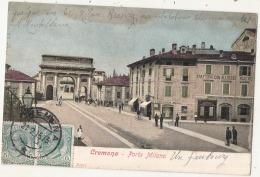 CREMONA Porta Milano TB - Cremona