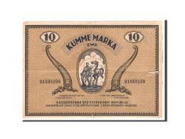 Estonia, 10 Marka, 1919, KM:46a, Undated, TTB - Estonie