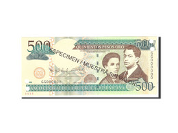 Dominican Republic, 500 Pesos Oro, 2009, KM:179s2, Undated, NEUF - Dominicaine