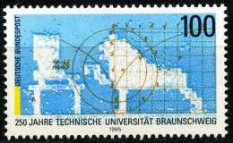 BRD - Mi 1783 - ** Postfrisch (A) - 100Pf  250 Jahre Uni Carolo-Wilhelmina - [7] Repubblica Federale