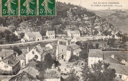 CPA    -    SAINT CHELY D' APCHER    -    RIMAIZE - Saint Chely D'Apcher