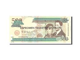 Dominican Republic, 500 Pesos Oro, 2006, KM:179s1, Undated, NEUF - Dominicaine