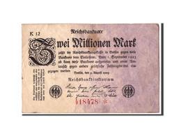 Allemagne, 2 Millionen Mark, 1923, KM:103, 1923-08-09, TB - [ 3] 1918-1933 : Repubblica  Di Weimar