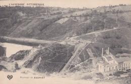 7h - 63 - Sauviat - Puy-de-Dôme - Barrage - France