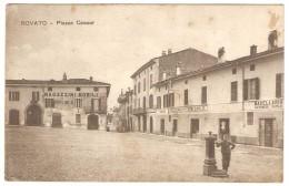 ROVATO    ----   Piazza  Cavour - Brescia