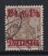 (01061) Danzig 27 I Gestempelt Geprüft - Danzig